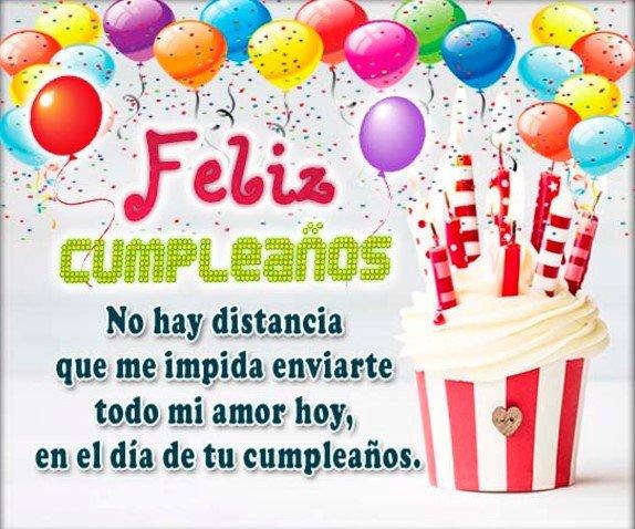Frases De Felicitaciones De Cumpleanos Para Un Amor 2021 💗 feliz cumpleaños mi cielo. frases de felicitaciones de cumpleanos