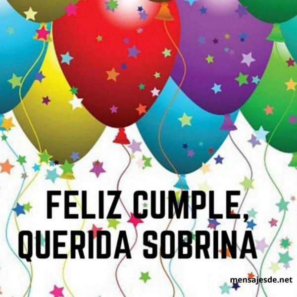 Frases De Felicitaciones De Cumpleaños Para Una Sobrina 2021