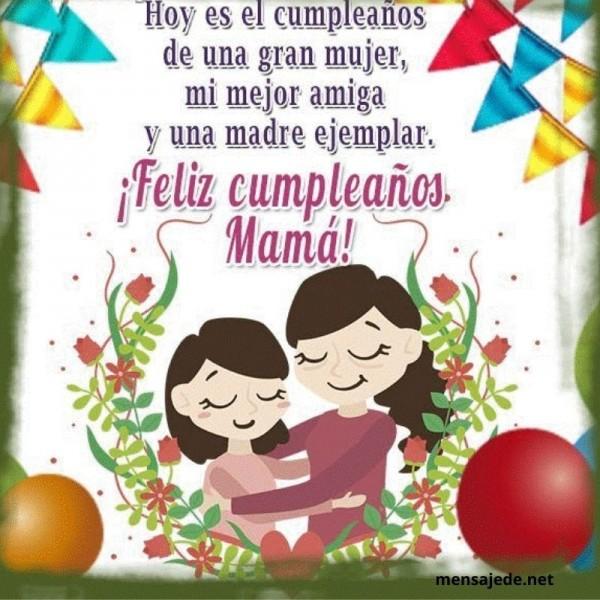 Felicitaciones De Cumpleaños Para Una Madre 2021